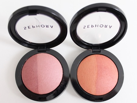 Sephora Collection MicroSmooth Baked Blush Duos