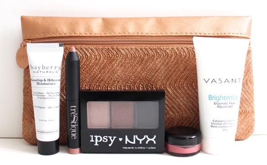 September 2015 Ipsy Bag