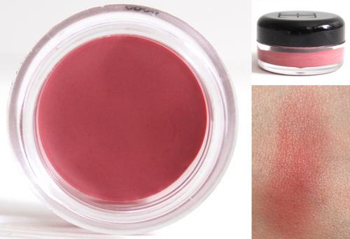 Evelyn Iona Cosmetics Cream Blush in ASH