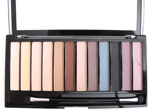 Makeup Revolution Essential Mattes Redemption Eyeshadow Palette