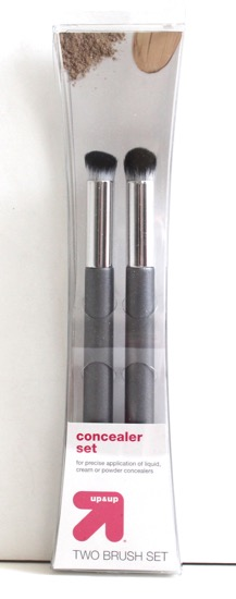 Target Up & Up Concealer Brush Duo