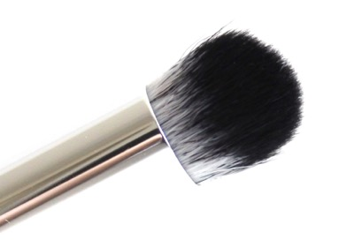 Rounded brush tip