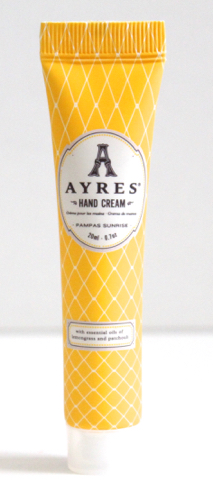 AYRES Pampas Sunrise Hand Cream