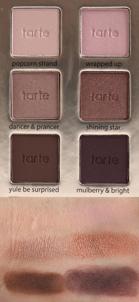 Tarte Light Of The Party Collector's Makeup Case Travel Palette Eye