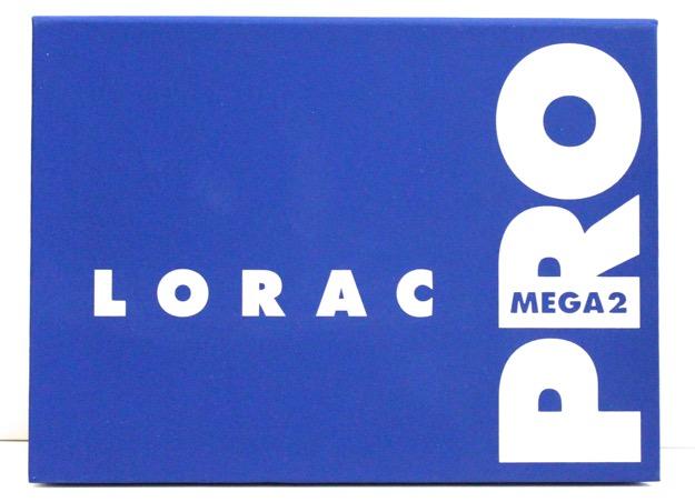LORAC Mega Pro 2