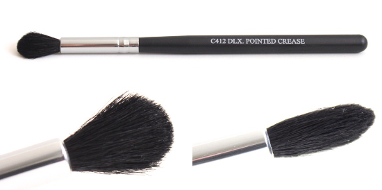 Crown Brush Deluxe Pointed Crease Brush