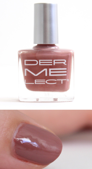 DERMELECT 'ME' Peptide Infused Lacquer in Commando