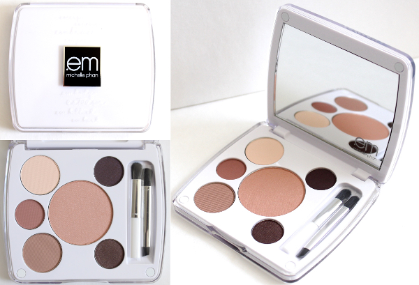 Em Cosmetics shade play artistic eye color palette