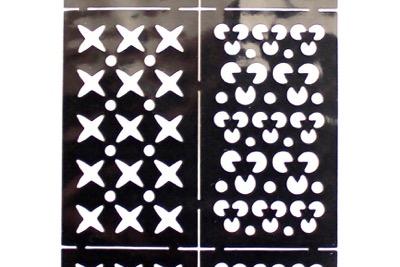 BPS Nail Vinyl Stencils
