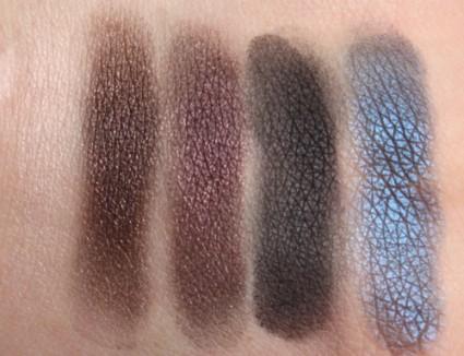MUA Professional Smokey Eyeshadow Palette