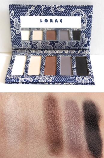 LORAC Love, Lust & Lace Matte Eye Shadow Palette