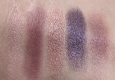 Ulta Artistry Eye Shadow Kit Plum