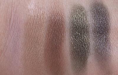 Ulta Artistry Eye Shadow Kit Green