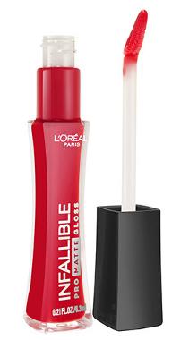 L'Oréal Infallible Pro-Matte Gloss