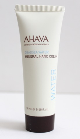 Ahava Dead Sea Mineral Hand Cream