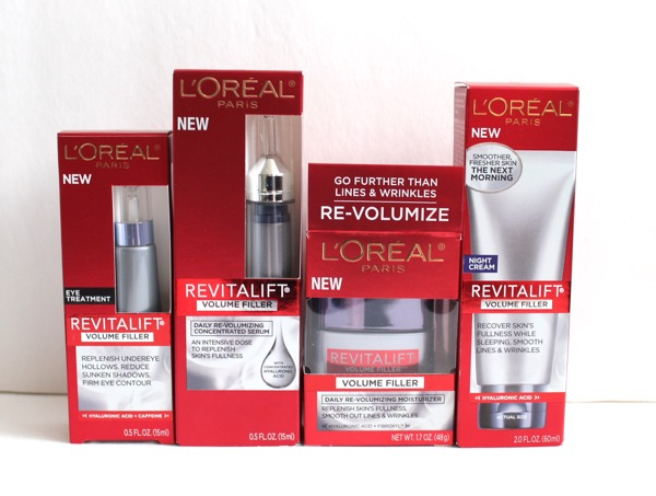 L'Oreal Revitalift Volume Filler Skincare