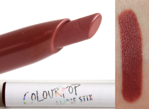 ColourPop Lippie Stix in Grunge