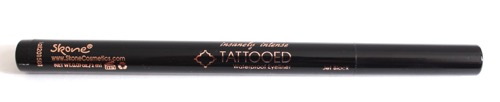 Skone Cosmetics Insanely Intense Tattooed Eyeliner in Jet Black