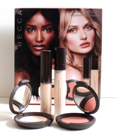 BECCA Best Of Becca Blushed Radiance set