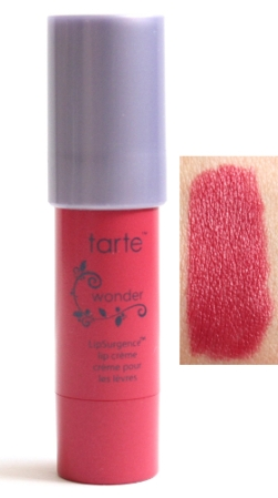 tarte cosmetics LipSurgence lip crème in wonder