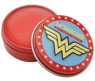 Wonder Woman Lip Balm Tin