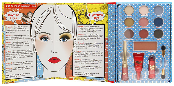 Wonder Woman Beauty Book