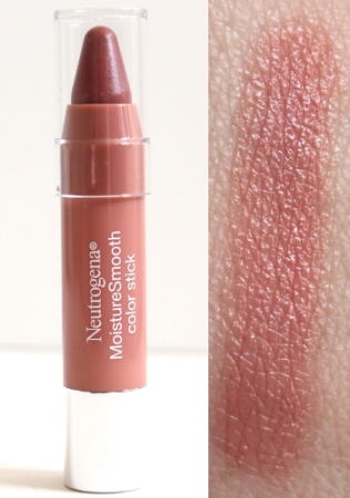 Neutrogena MoistureSmooth Color Stick in Almond Nude