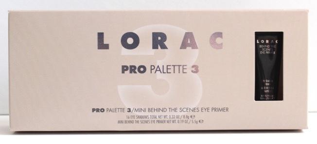 Lorac Pro 3