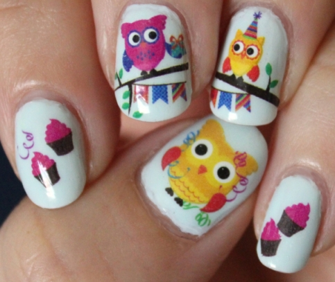 Party Owls for my Birthday